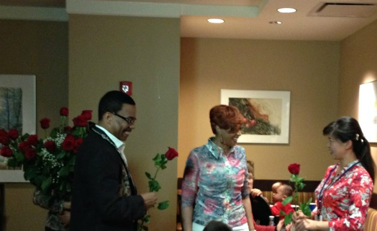 Dorinda Clark Cole and Ronald McDonald House