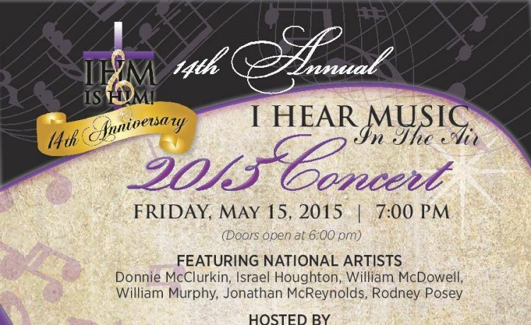 I Hear Music in the Air Conference