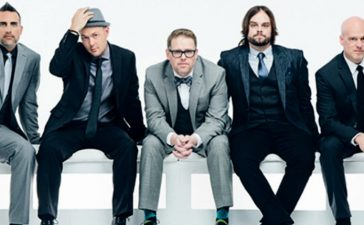 MercyMe gets AMA nomination