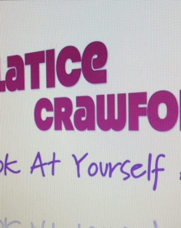 Latice Crawford lyric video