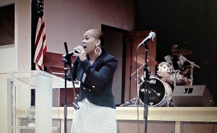Tina Campbell new song