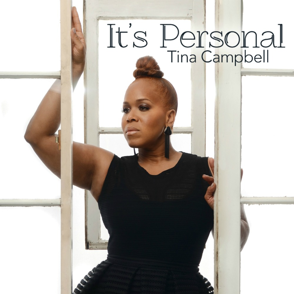 Tina Campbell Solo Album, 'It's Personal' Available Now, Debuts No. 1 on iTunes