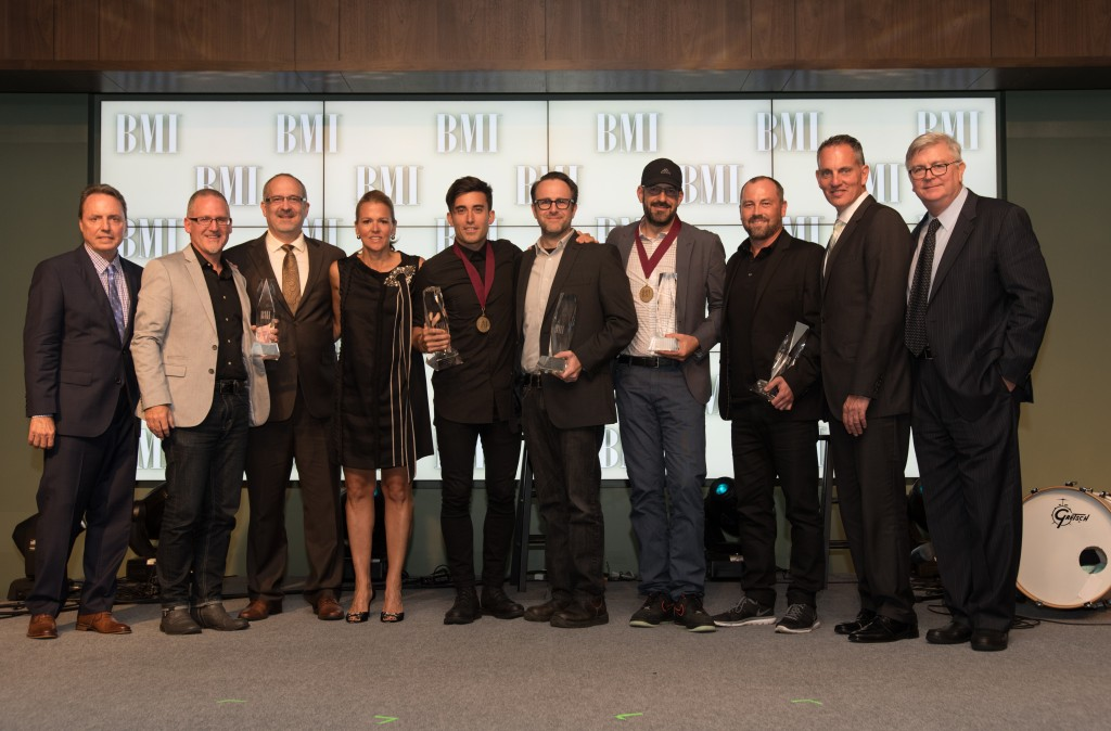 BMI Christian Awards: Complete list of winners