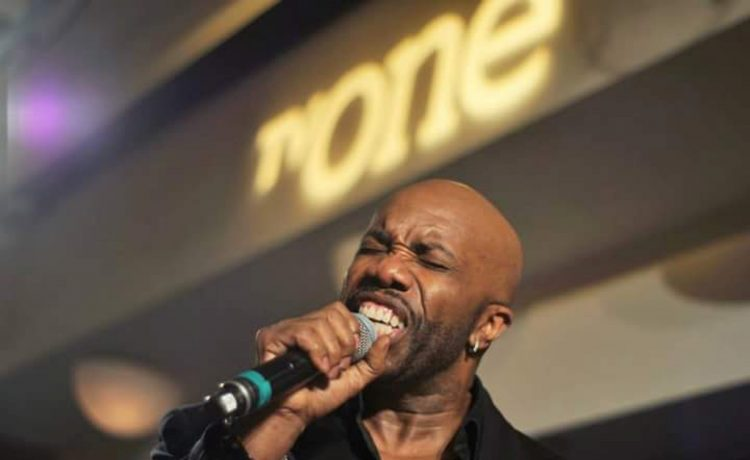 Paul Anthony performs