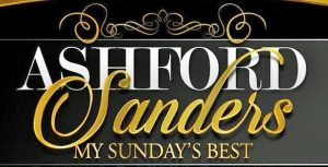 Ashford Sanders My Sunday Best songs