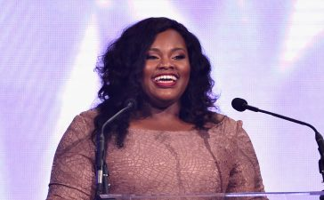 Tasha Cobbs at 46th Annual GMA Dove Awards - Show