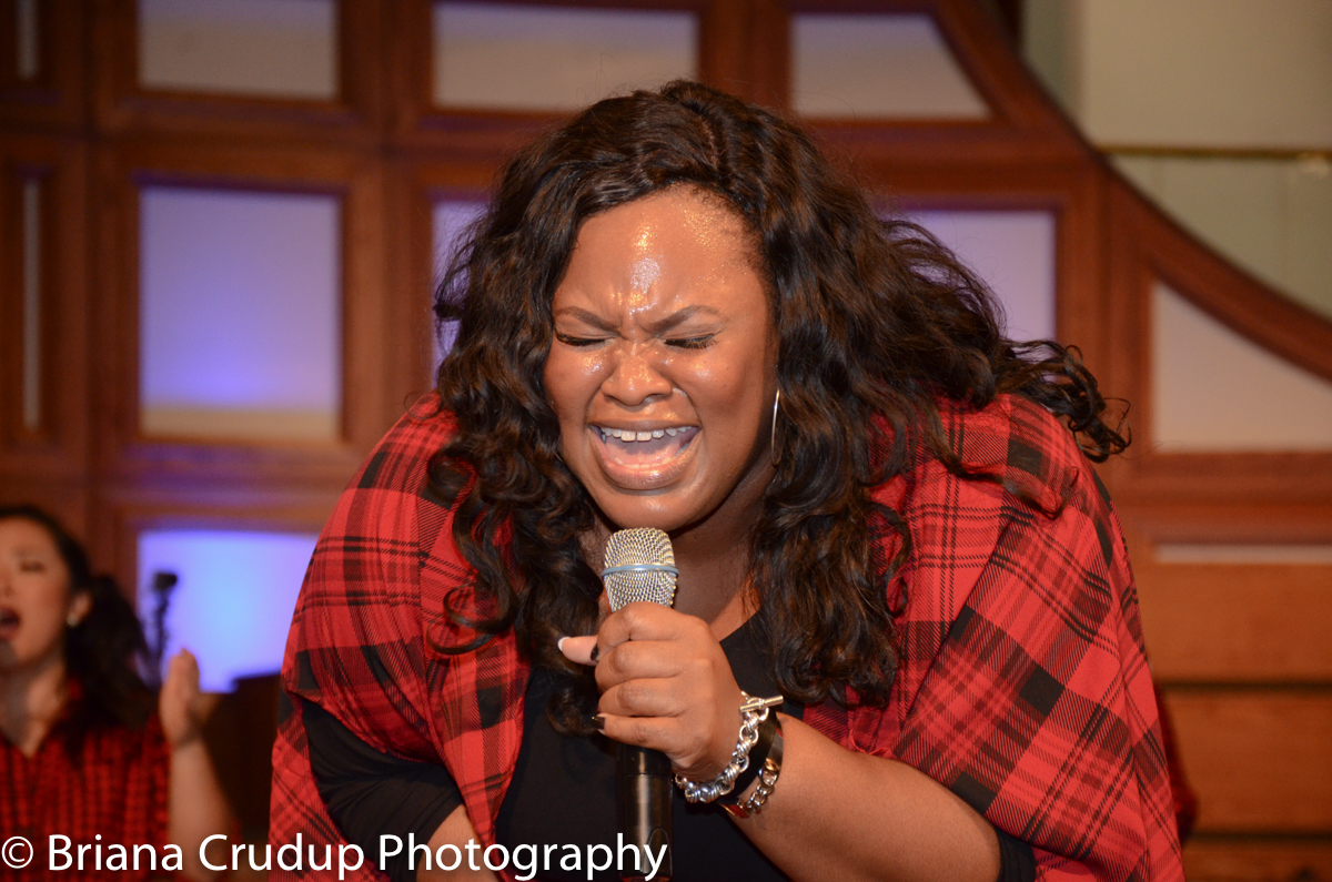 Photos from Tasha Cobbs 'One Place Live' tour