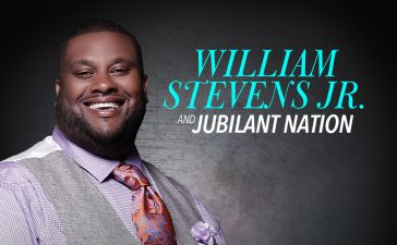 William Stevens Jr. & Jubilant Nation performed on TBN