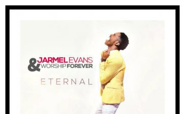 Jarmel Evans & Worship Forever new album