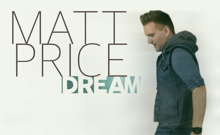 Matt Price will release new album Dream