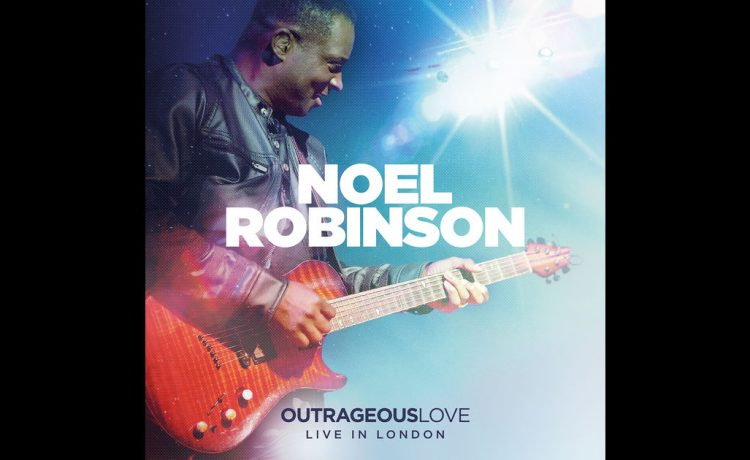 Noel Robinson releasing worhsip album in North America