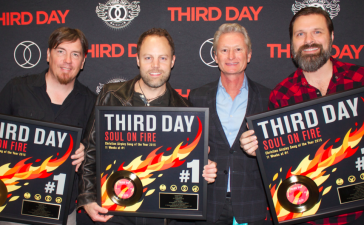 Third Day receives presentation