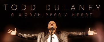 Todd Dulaney-A Worshipper's Heart Album cover