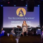 Yolanda Adams sings before a sold out crowd at The Hamilton