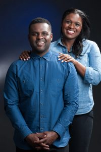 Juan Winans and Deborah Joy Winans star in BeBe Winans musical