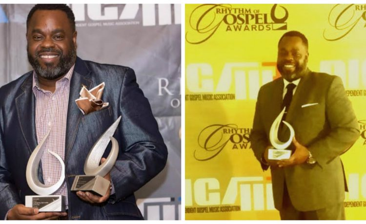 Robert E. Person scores two Rhytm of Gospel Awards