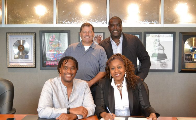 D3 Music Group Provident Distribution Signing
