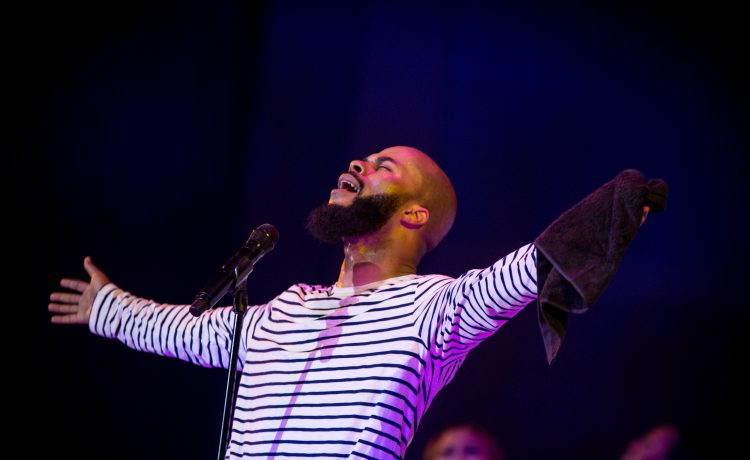 JJ Hairston in concert this spring