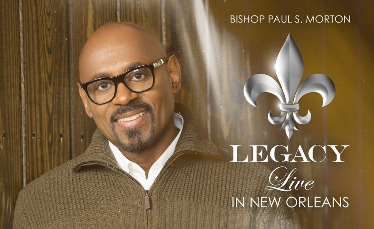Bishop Paul Morton final album