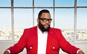 Hezekiah Walker joins Rejoice Musical Soul Food