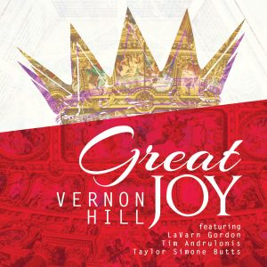 Great Joy Christmas album