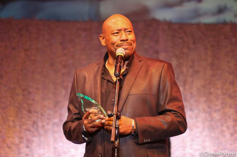 William Becton honored during 2016 Lamplighter Awards
