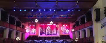 Alfred Street Baptist Church Christmas concert