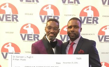 Earnest Pugh launches VER