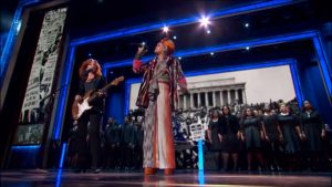 Howard Gospel Choir at Kennedy Center