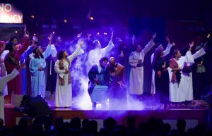 The Uncut Coming of Christ musical at FBCG