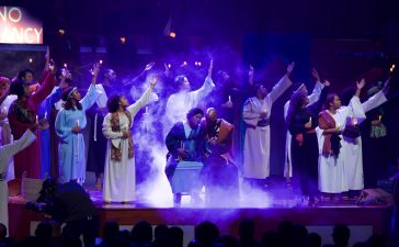 Uncut Coming of Christ musical at FBCG