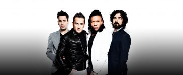 Newsboys tour in 2017