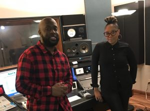 Cheryl Fortune and Lucius B. Hoskins sign with Tyscot Records