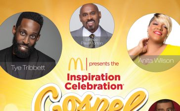 McDonald's Inspiration Celebration Tour dates revealed