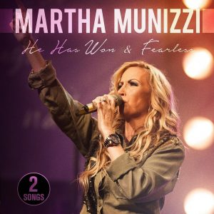 Martha Munizzi releases new music