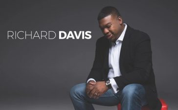 Richard Davis new single, new label