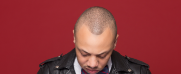 Big Redd is set to release new music with Fred Hammond