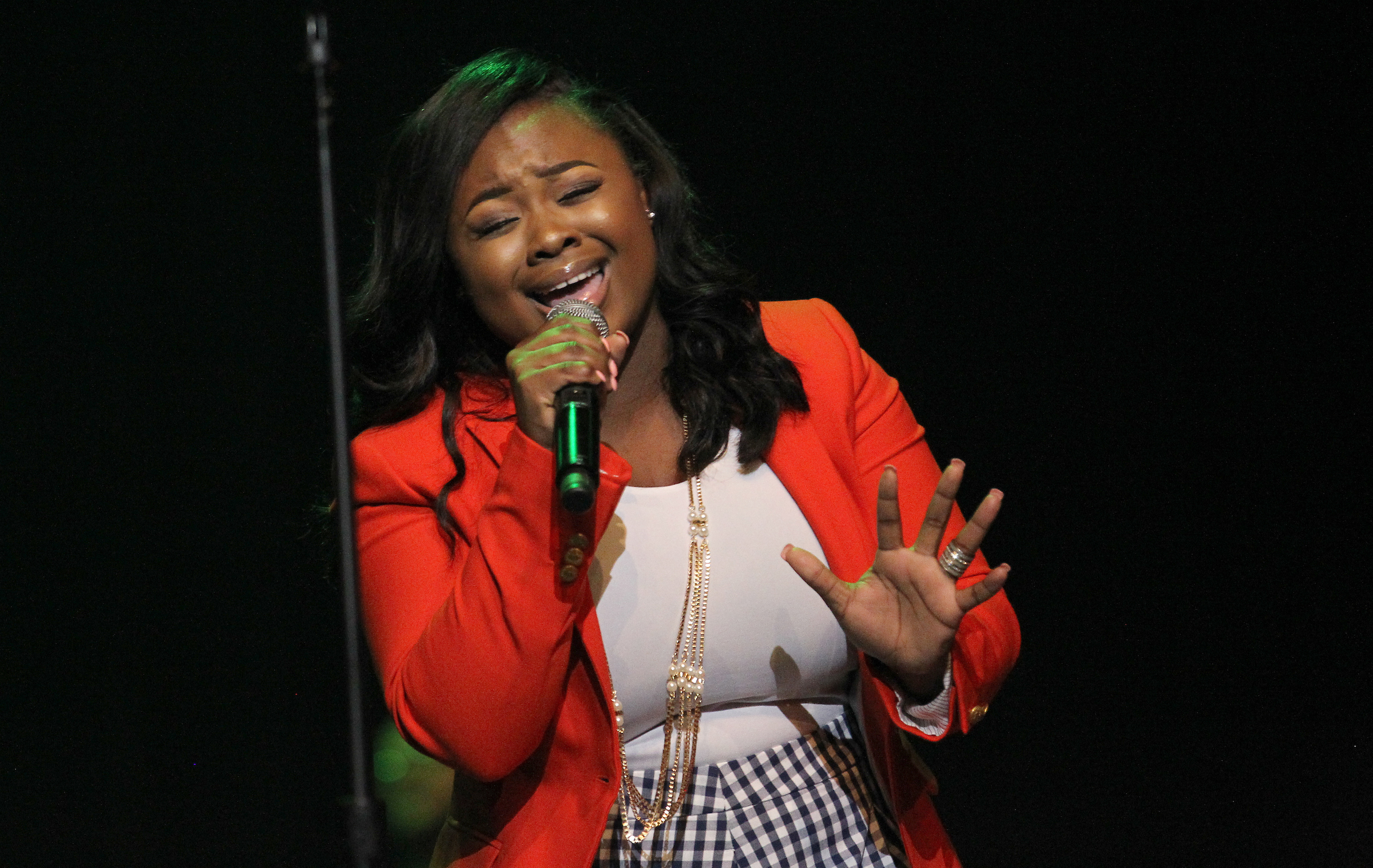 Jekalyn Carr Tour Dates