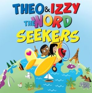 New app: Theo Izzy The Word Seekers