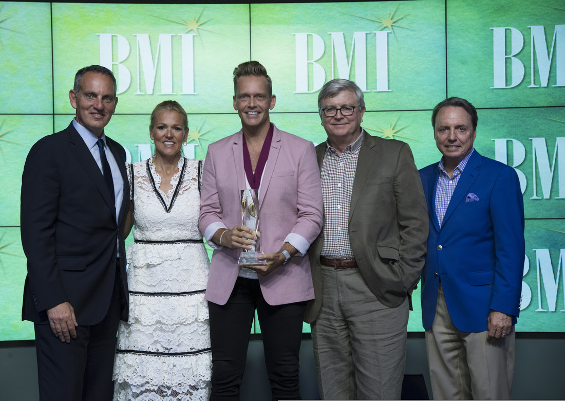 Prolific songwriter Bernie Herms named BMI Christian Music Songwriter of the Year
