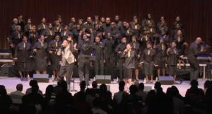 Miami Mass Choir comeback