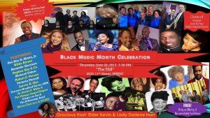 Jerome Bell-Black Music Month Celebration