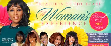 Treasures of the Heart Womens Conference