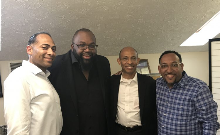Bishop Cortez Vaughn Signs with Tyscot Records