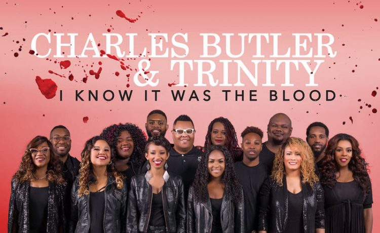 Charles Butler & Trinity new album coming
