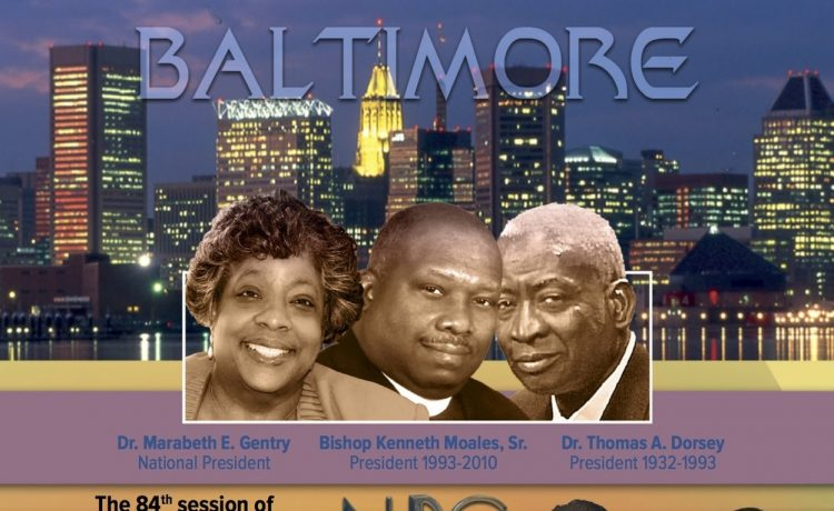 National Convention of Gospel Choirs and Choruses (NCGCC) to be held in Baltimore