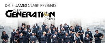 James Clark Next Generation choir