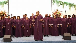 Patrick Lundy & Ministers of Music