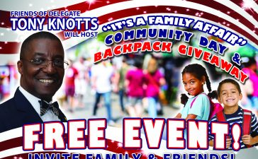 Tony Knotts Community Day takes place at Rosecroft Raceway
