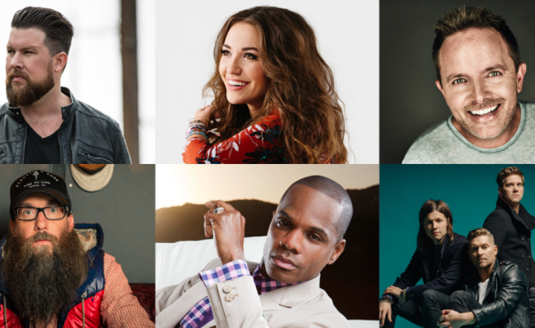 2017 Dove Awards nominees